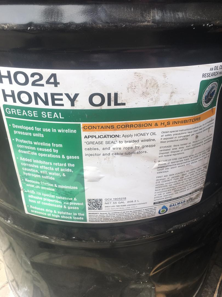 Honey Oil Grease (H024)